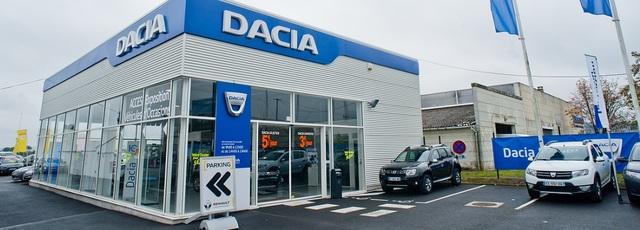 Dacia LAON