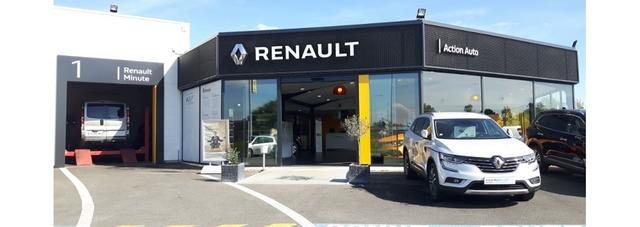 Agent RENAULT ACTION AUTO