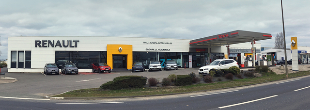 RENAULT CHATEAU-GONTIER - Groupe GUILMAULT