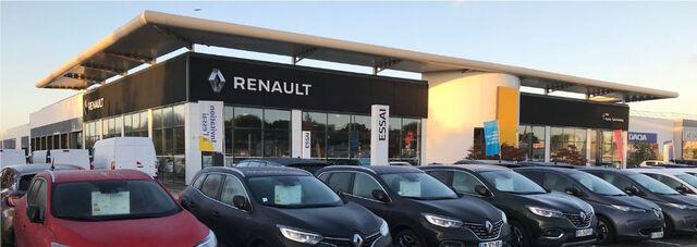 Renault ST HERBLAIN - Groupe Jean Rouyer Automobiles
