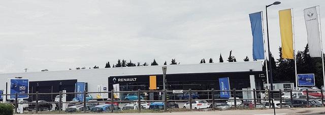 RENAULT LUNEL - RRG
