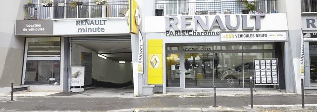 RENAULT PARIS CHARONNE - RRG