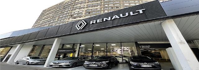 RENAULT BOULOGNE - RRG