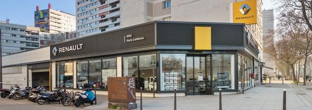 RENAULT PARIS LEFEBVRE - RRG