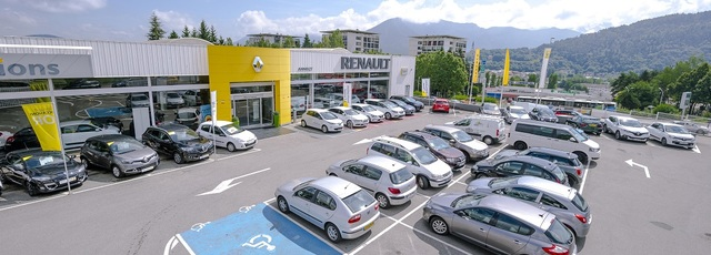 Renault ANNECY Groupe GUEUDET