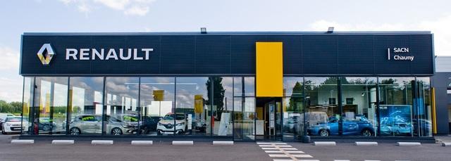 Renault CHAUNY - SACN