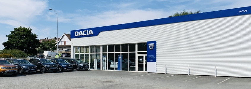 DACIA GUERET - Groupe FAURIE