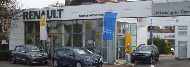 GARAGE MECASERVICE
