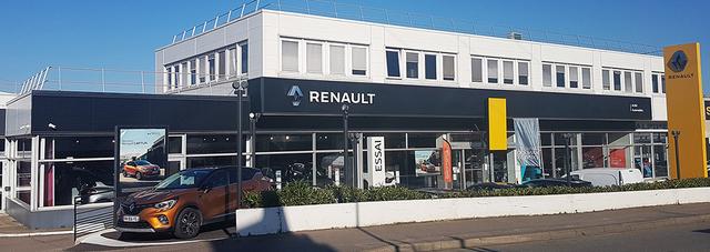 RENAULT MANTES-LA-VILLE