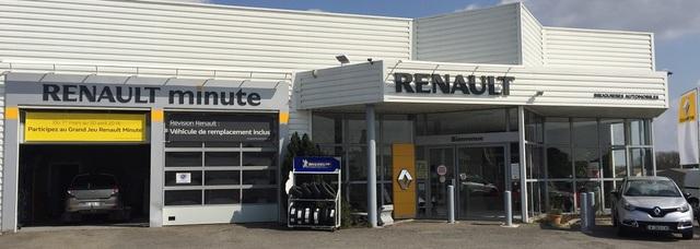 RENAULT - BRUGUIERES AUTOMOBILES