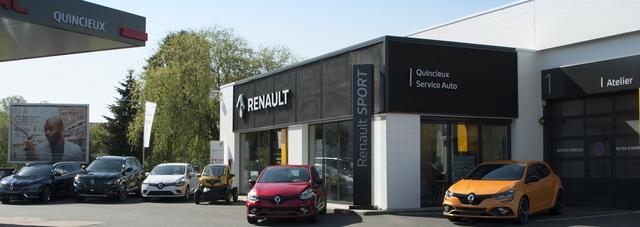 QUINCIEUX SERVICE AUTO