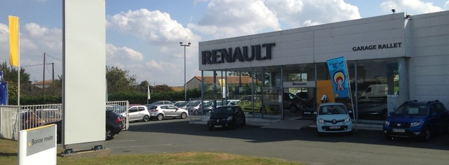 RENAULT LUCON - Groupe ROUYER
