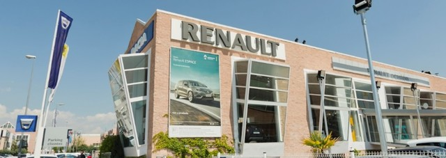 RENAULT RETAIL GROUP MAJADAHONDA
