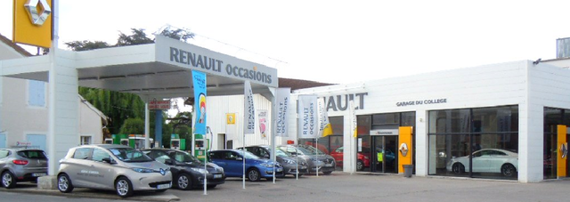 RENAULT A VILLENEUVE SUR LOT GARAGE DU COLLEGE