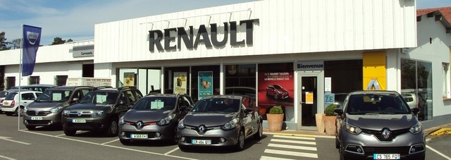 Automobile Distribution Occitane - Renault Leguevin