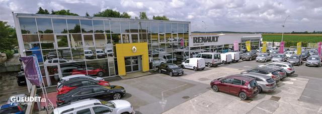Renault Crépy-En-Valois