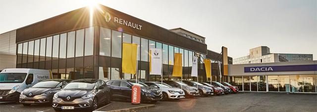 RENAULT BAYONNE - Groupe Edenauto