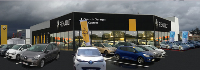 RENAULT CASTRES - GROUPE PEYROT