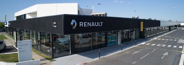 RENAULT PONT DE LA MAYE - RRG