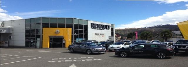 RENAULT LOURDES - Groupe Edenauto