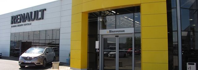 RENAULT MINUTE CHALON - GROUPE THIVOLLE