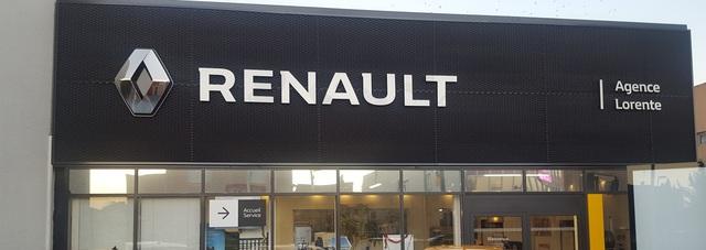 LORENTE AUTOMOBILES RENAULT A LATTES