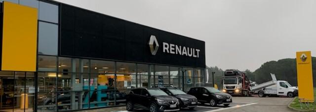 PEYROT & Fils RENAULT CARCASSONNE