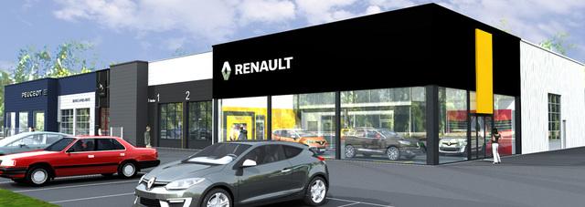 RENAULT SPS AUTO