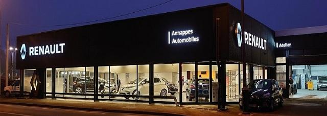 ANNAPPES AUTOMOBILES