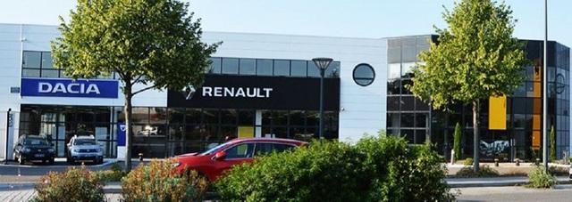 RENAULT LYON EST - RRG