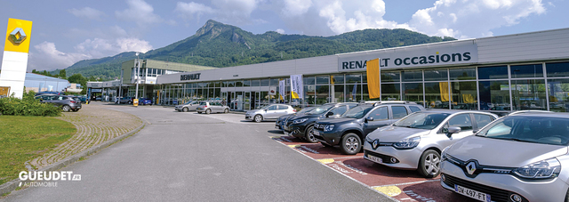 RENAULT CLUSES