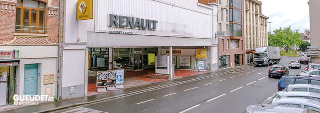 RENAULT AMIENS - ROUTE DE PARIS