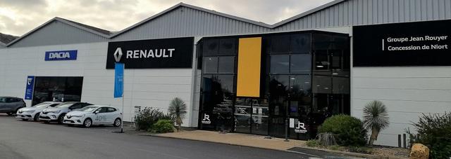 RENAULT NIORT - Groupe ROUYER