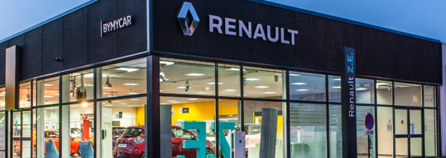 RENAULT BYMYCAR PONT A MOUSSON