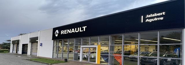 Garage Jalabert Aguirre Renault Cintegabelle