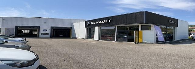 GARAGE DE LA DETOURBE - Agence RENAULT & DACIA