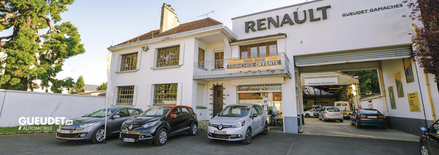RENAULT GAMACHES
