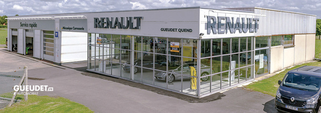 RENAULT QUEND