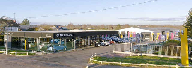 Renault GOURNAY-EN-BRAY Groupe GUEUDET