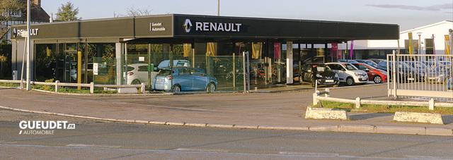 RENAULT GOURNAY-EN-BRAY