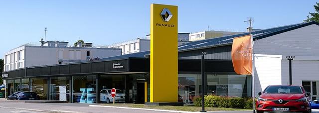 Renault FECAMP Groupe GUEUDET