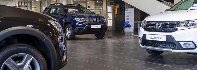 Dacia VITRE - Groupe GUILMAULT