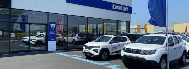 Dacia Cholet - Groupe Jean Rouyer Automobiles