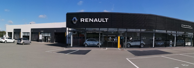 Renault BRESSUIRE - Groupe Jean Rouyer Automobiles