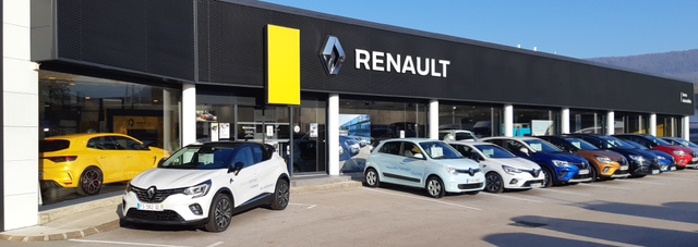 RENAULT SORECA AUTOMOBILES  LONS LE SAUNIER