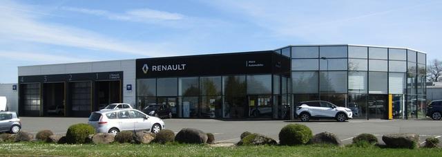 RENAULT SAINT MACAIRE ALAIRE AUTOMOBILES