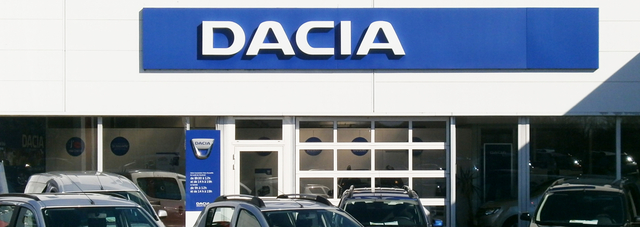 Centre Automobile de l'Etoile - DACIA St-Nazaire