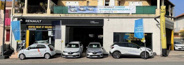 GARAGE DE L'HIPPODROME RENAULT DACIA