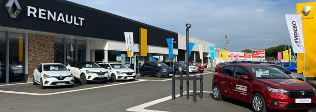 RENAULT GAILLAC - GROUPE FABRE