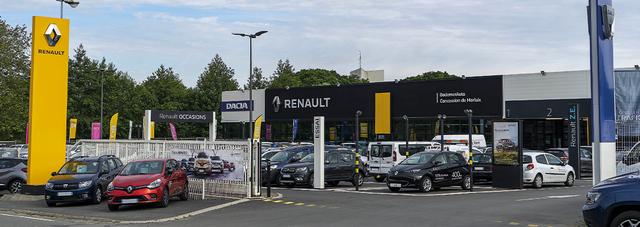 RENAULT MORLAIX - BODEMERAUTO